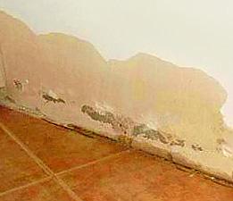 Humedad de capilaridad - Aislante humedad paredes ...